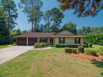 Valdosta Single Family Home For Sale: 1821 Woodcrest Drive