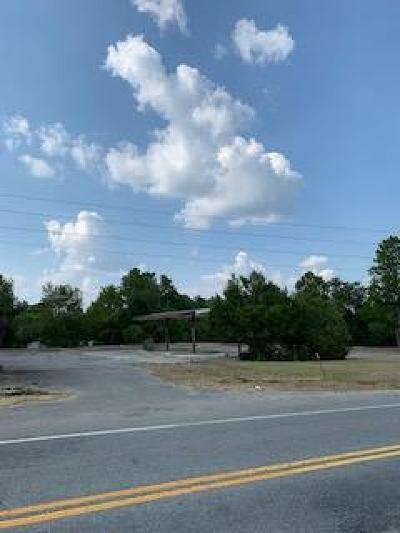 Commercial For Sale: 9.1 Acre S Old Quitman Hwy