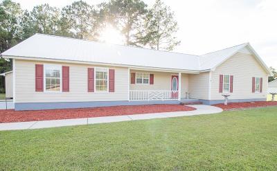 Valdosta Single Family Home For Sale: 4994 Boring Pond Road