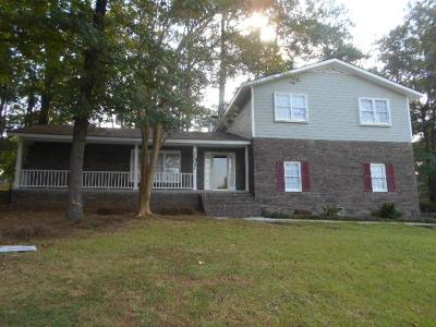 Valdosta Single Family Home For Sale: 2607 N Sherwood Drive