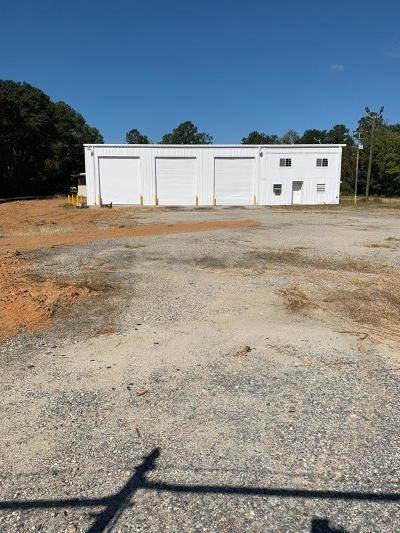 Commercial For Sale: 3750 Madison Hwy