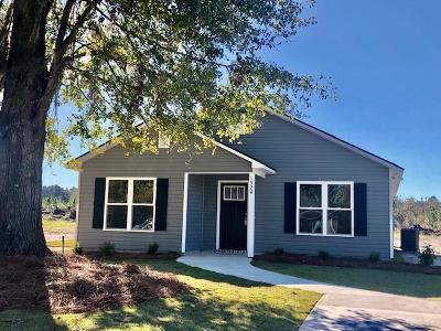 Valdosta Single Family Home For Sale: 1524 San Bernardino Way