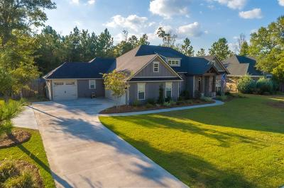 Valdosta Single Family Home For Sale: 3504 Knights Mill