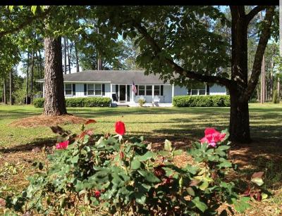 Valdosta Single Family Home For Sale: 2430 New Statenville Hwy
