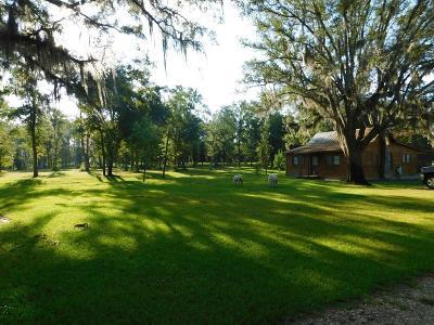 Valdosta Single Family Home For Sale: 4709 Barrett Coody Road