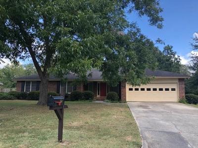 Valdosta Single Family Home For Sale: 508 Sunnymeade Drive