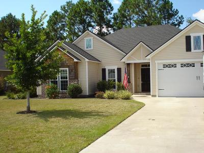 Valdosta Single Family Home For Sale: 3999 Brightwell Drive