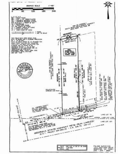 Residential Lots & Land Sold: Tract 1 Lakes Blvd