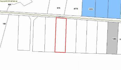 Residential Lots & Land For Sale: Fodie Road