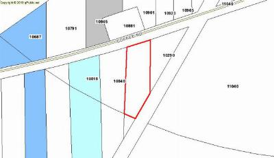 Residential Lots & Land For Sale: Coffee Road