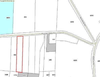 Residential Lots & Land For Sale: Roundtree Road