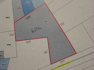 Lowndes County Commercial Lots & Land For Sale: 6071 E Hwy 84