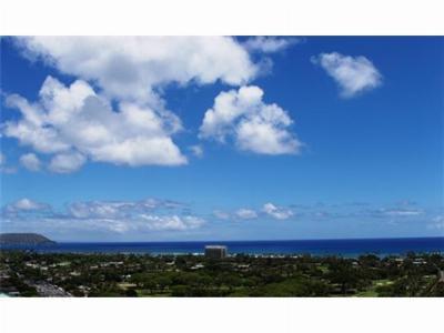 Honolulu Rental For Rent: 4300 Waialae Avenue #A2003