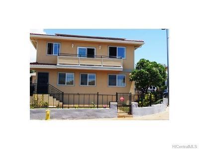 Honolulu Rental For Rent: 3308 Herbert Street #Downstai
