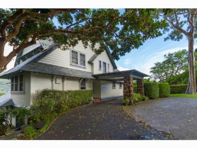 Honolulu HI Single Family Home Sold: $2,698,000