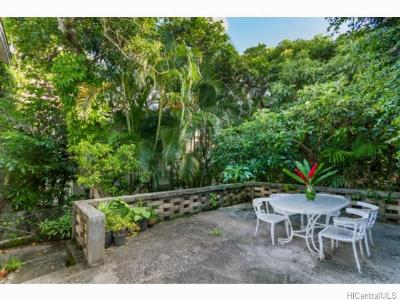Single Family Home Sold: 2871 Manoa Road