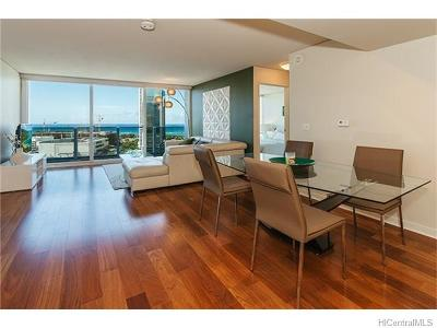 Hawaii County, Honolulu County Rental For Rent: 1296 Kapiolani Boulevard #2306