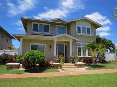 Ewa Beach Rental For Rent: 91-1001 Kai Uhu Street