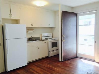 Rental Rented: 1808 Waiola Street #7