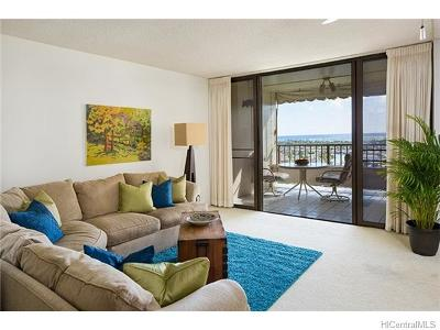 Condo/Townhouse Sold: 6710 Hawaii Kai Drive #1414