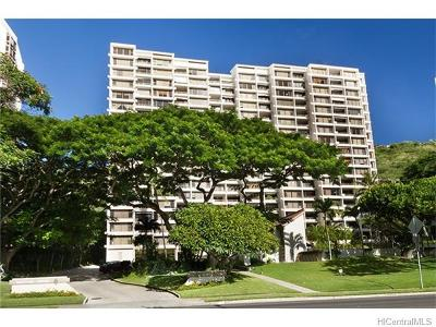 Condo/Townhouse Sold: 6710 Hawaii Kai Drive #1412