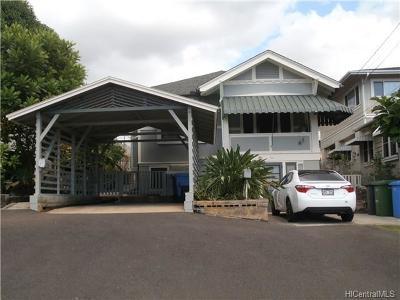 Single Family Home For Sale: 1412 Kealia Drive