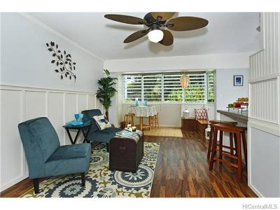 Honolulu HI Condo/Townhouse Sold: $455,000