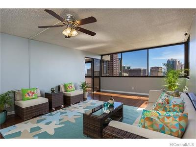 Condo/Townhouse Sold: 1255 Nuuanu Avenue #E2202