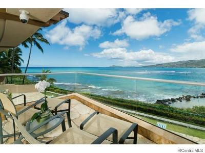 Honolulu County Single Family Home For Sale: 569 Portlock Road