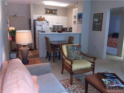 Honolulu HI Condo/Townhouse Sold: $460,000
