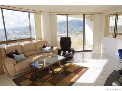 Honolulu HI Condo/Townhouse Sold: $435,000