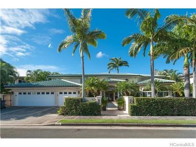Single Family Home Sold: 628 Honua Street
