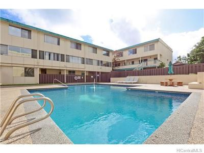 Kaneohe Condo/Townhouse For Sale: 46-232 Kahuhipa Street #F207