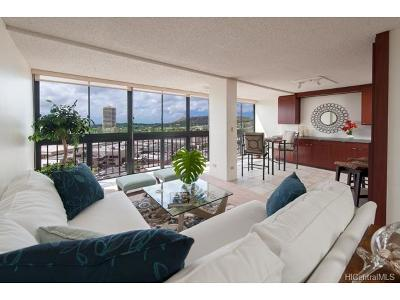 Condo/Townhouse Sold: 4300 Waialae Avenue #B1104