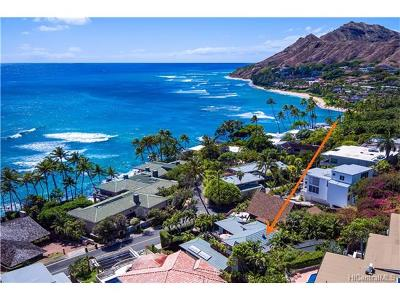 Single Family Home Sold: 4329 Kaikoo Place