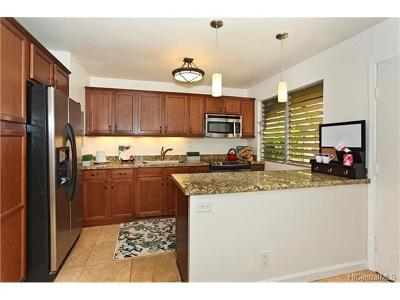 Mililani HI Condo/Townhouse Sold: $460,000