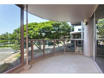 Hawaii County, Honolulu County Condo/Townhouse In Escrow Showing: 415 South Street #II 202