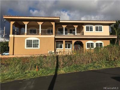 Aiea Single Family Home For Sale: 99-1047 Aiea Heights Drive