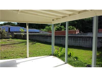 Kaneohe Single Family Home For Sale: 45-480 Apiki Streets #B