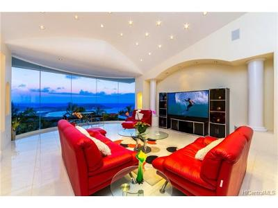 Single Family Home For Sale: 875 Ikena Circle