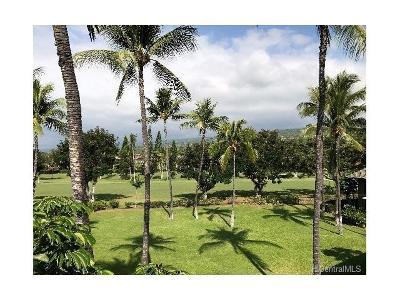 Kailua Condo/Townhouse For Sale: 78-261 Manukai Street #405