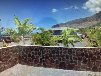 Single Family Home For Sale: 85-1383c Waianae Valley Road