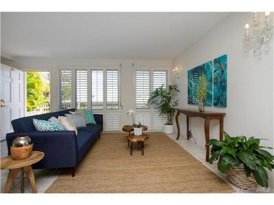Honolulu Condo/Townhouse For Sale: 1020 Spencer Street #4
