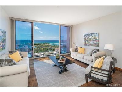 Condo/Townhouse Sold: 1555 Kapiolani Boulevard #PH2201