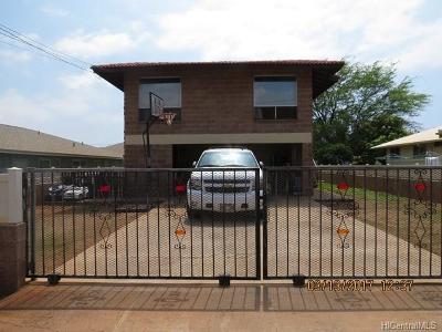 Waianae HI Single Family Home For Sale: $499,000