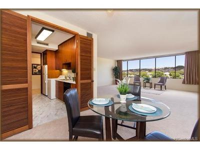 Hawaii County, Honolulu County Condo/Townhouse For Sale: 4340 Pahoa Avenue #5D