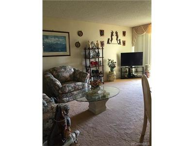 Honolulu Condo/Townhouse In Escrow Showing