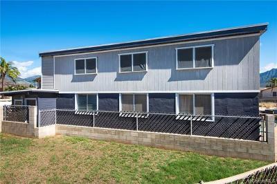 Waianae Single Family Home For Sale: 87-636 Farrington Highway