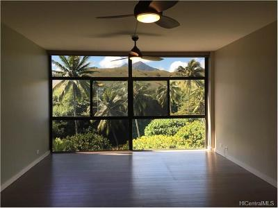 Kailua Condo/Townhouse For Sale: 1030 Aoloa Place #407B