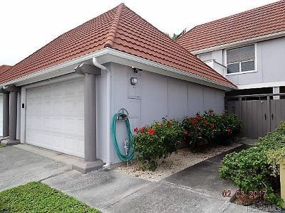 Kailua Rental For Rent: 595-C Keolu Drive #C